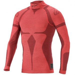 Alpinestars ZX EVO V2 TOP RED