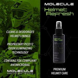 Molecule Helmet refresh MLHCK44-