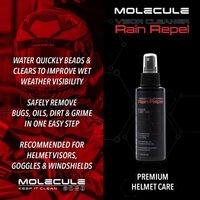 Molecule Helmet Rain
