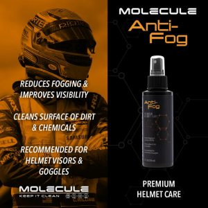Molecule Helmet Fog