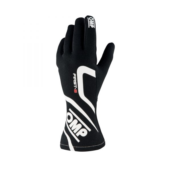 first s gloves black outer