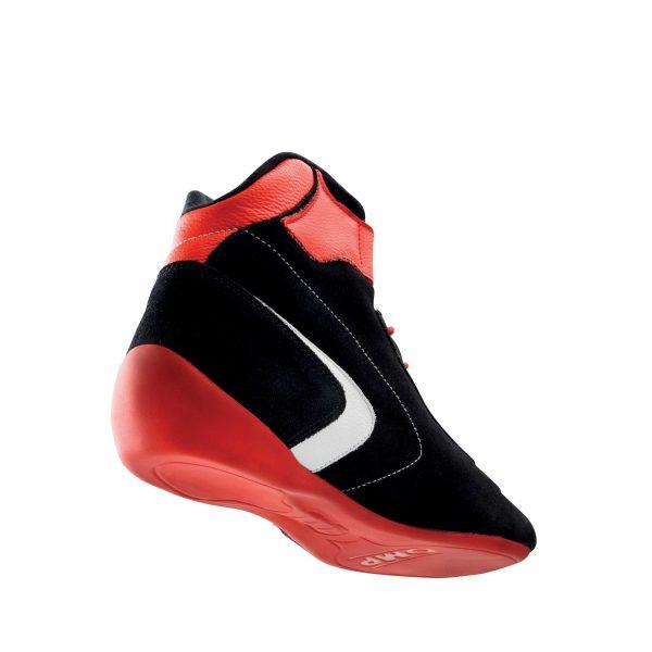 OMP First 2020 shoe black/red back