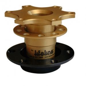 Lifeline Quick Release Steering Wheel Bolt - On Boss