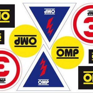 OMP / Vehicle Decals