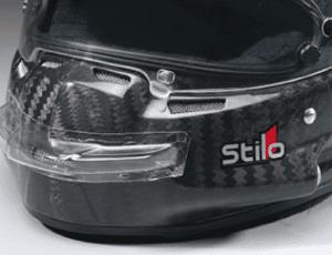 Stilo ST4 Helmet Front Spoiler