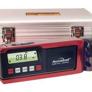Longacre Digital Caster / Camber Gauge with AccuLevel™ — 78290