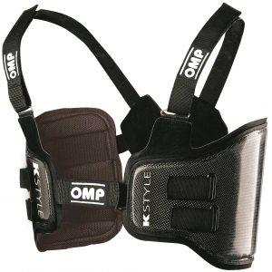 OMP Carbon Reinforced Rib Protector | KK047E