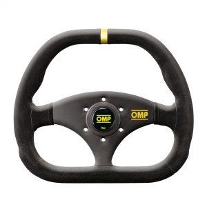 OMP Kubik Suede 310mm Steering Wheel | OD1985NN