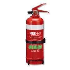 Firepro 1 kg extinguisher