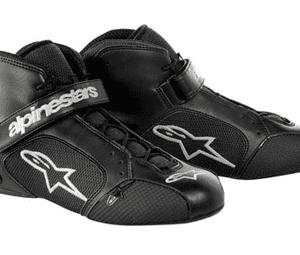 Alpinestars Tech 1-K Kart Shoes - Black US7.5 (40)