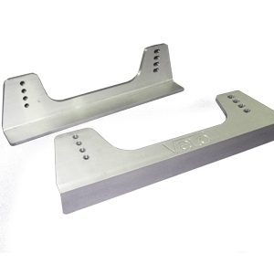 Velo Aluminium Seat Mounts - Undrilled Base