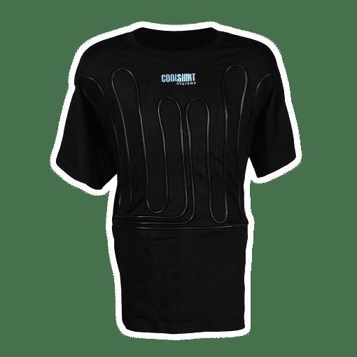 Cool Shirt - Cool Water Shirt - Cotton - Black