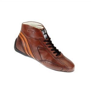 OMP Carrera Low Race Shoes brown