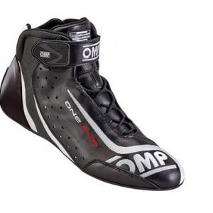 OMP One Evo Race Shoes black/white