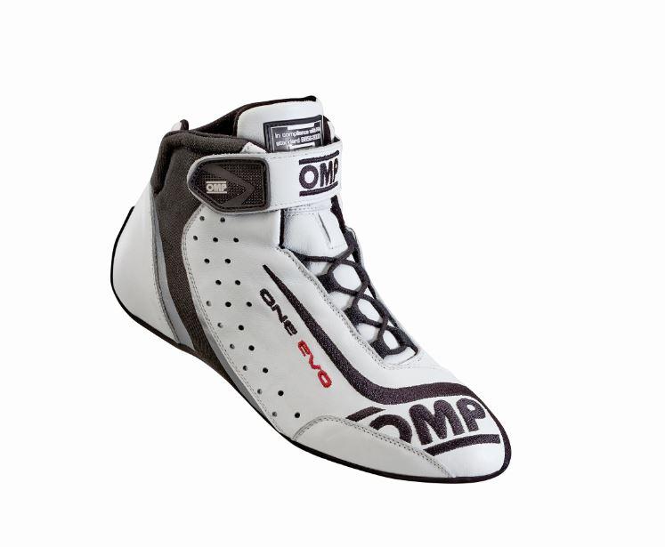 OMP One Evo Race Shoes white