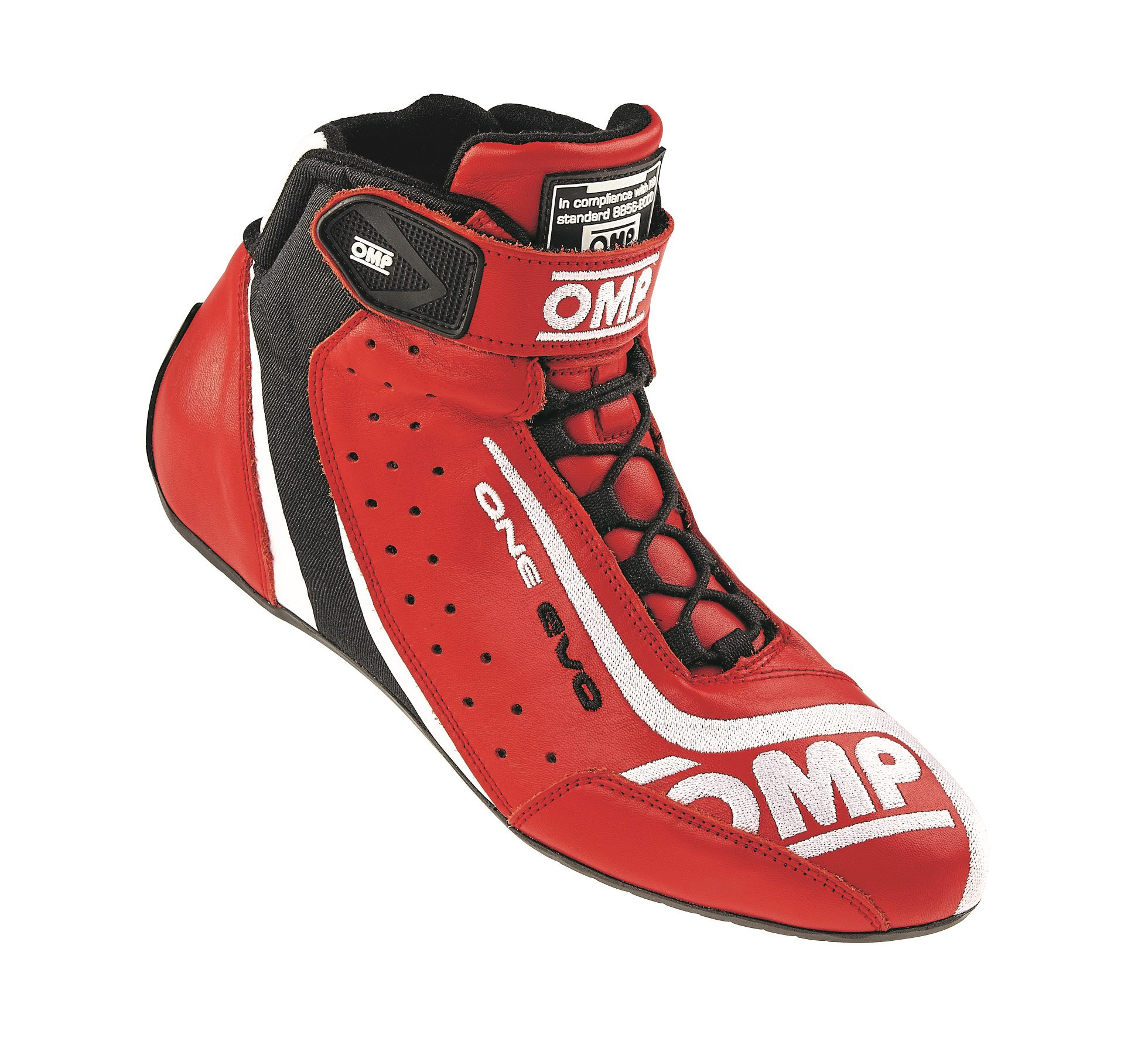OMP One Evo Race Shoes RED