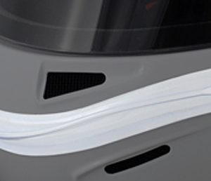 Bell HP7 / RS7 / KC3 Chin Bar Gurney Spoiler