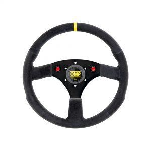 OMP ALU SP 320mm Suede Steering Wheel | OD2042F