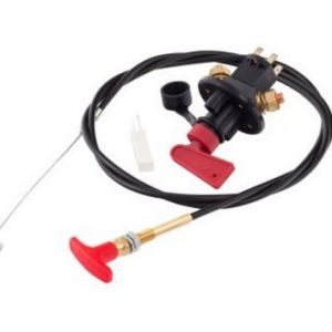 FIA Master Switch and Pull Cable Kit