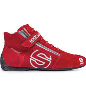 Sparco Speed SL-3 Race Shoes  - Red EU40 (US7.5)