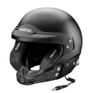 Sparco Air Pro RJ-5i Helmet - Black