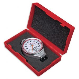 Longacre Durometer Gauge with Case