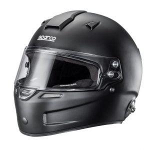 Sparco AIR PRO RF-5W Helmet - Black