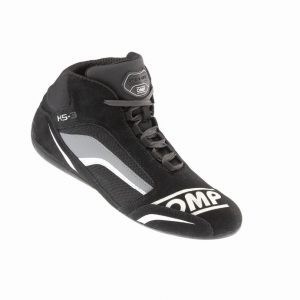 OMP KS-3 Kart Shoes black whit anthracite