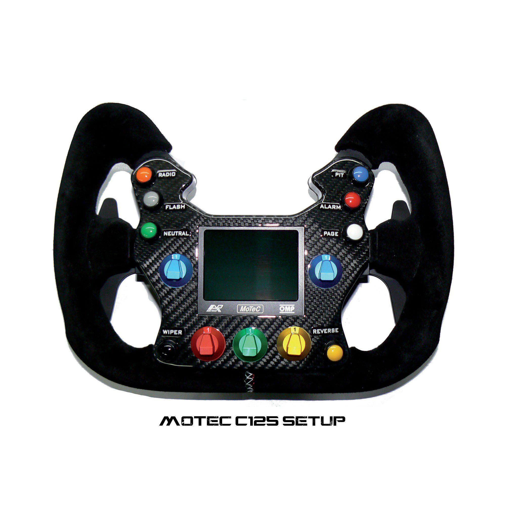 OMP 310 Alu GT Steering Wheel   OD/2044