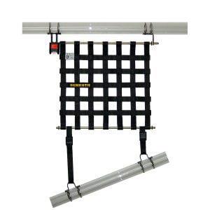 Schroth Window Net with Brackets | 09543-0