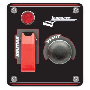 Longacre Flip-up start ignition Switch Panel | LON44863