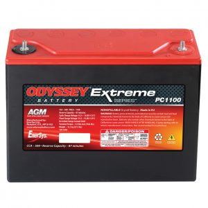 Odyssey PC1100 / ER40 Drycell Battery
