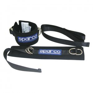 Sparco SFI 3.3 Approved Arm restraints