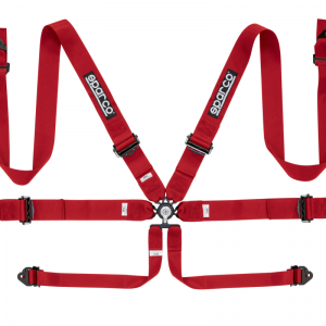Sparco-04818RAL-red-harness