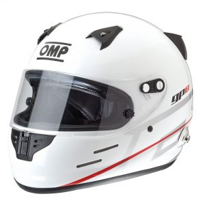 OMP GP8 EVO Race Helmet | SC785E