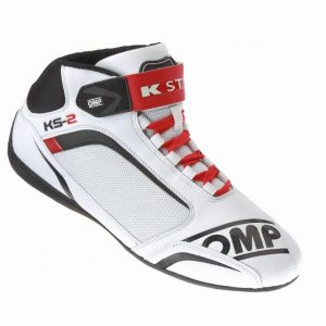 OMP KS-2 Kart Shoes - Blue - EU42 (US9.0)