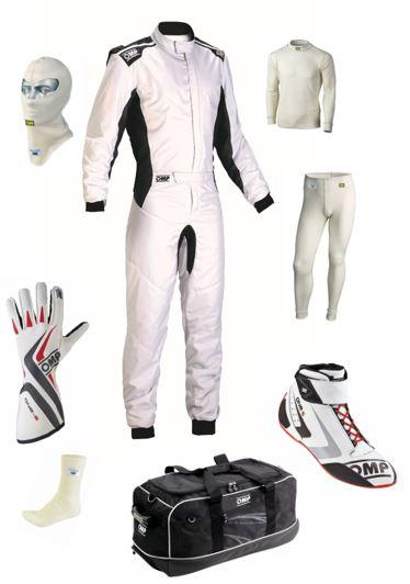 Racewear Packages