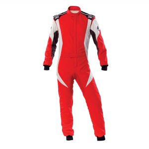 OMP First Evo Suit MY2020 - Red=White