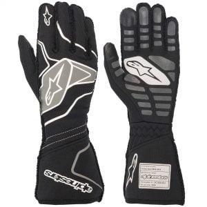 Alpinestars Tech 1-ZX V2 Race Gloves - Black-Anthracite