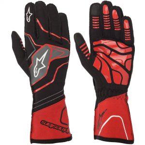 Alpinestars Tech 1-KX V2 Kart Gloves - Black-Red