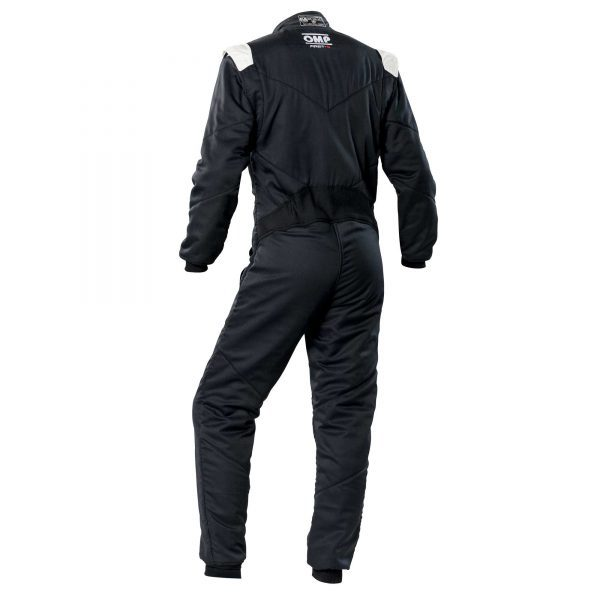 First-S Suit my2020 Black back