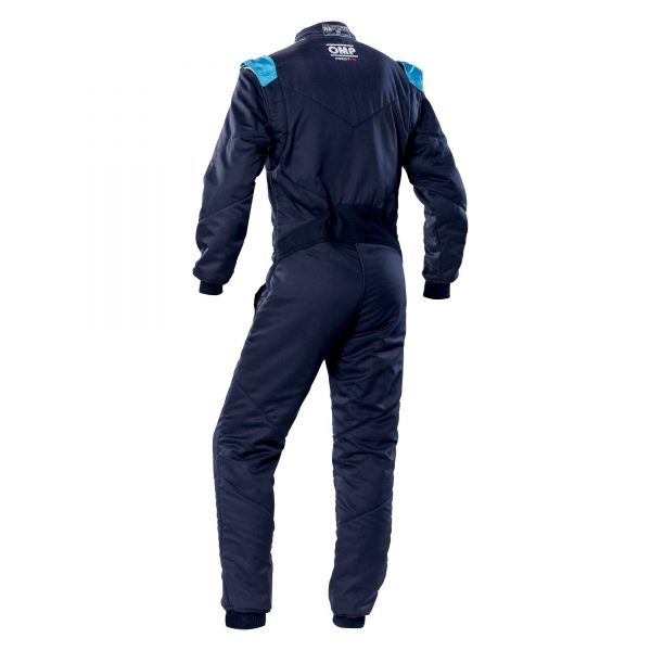 First-S Suit my2020 Blue-Cyan back