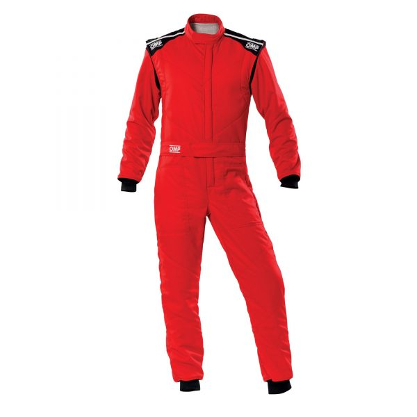 First-S Suit my2020 Red front