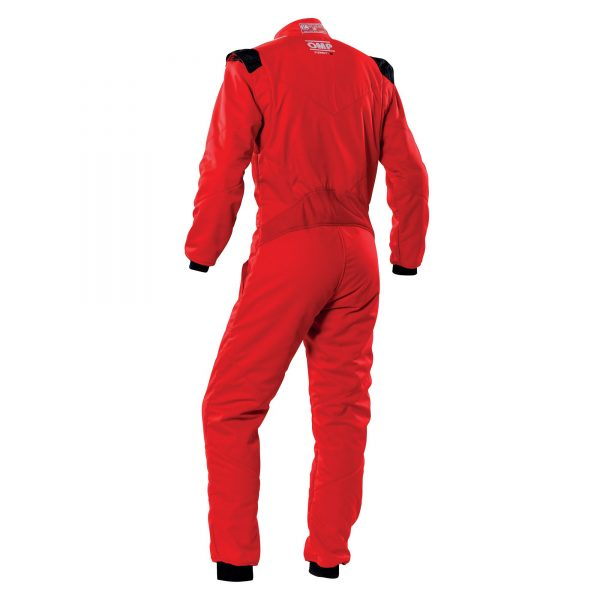 First-S Suit my2020 Red back