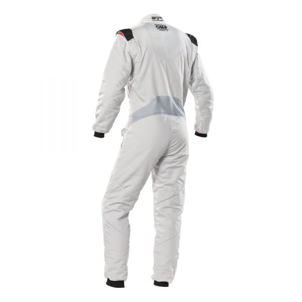 First-S Suit my2020 Grey back