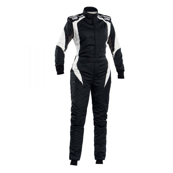 First Elle Suit my2020 Black-White Front