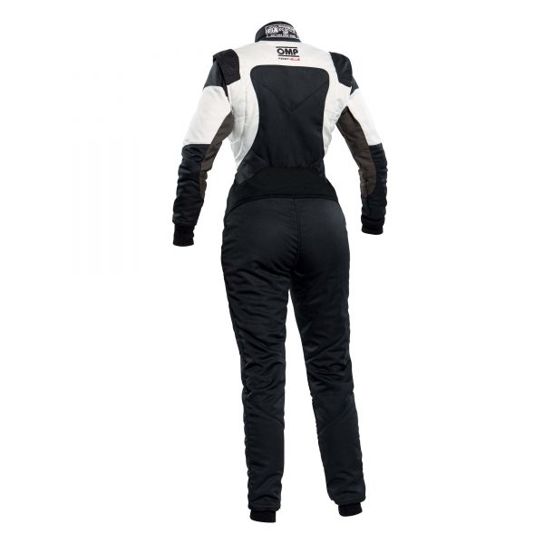 First Elle Suit my2020 Black-White Back