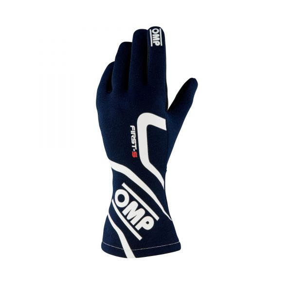 OMP First-S Glove Navy Blue front