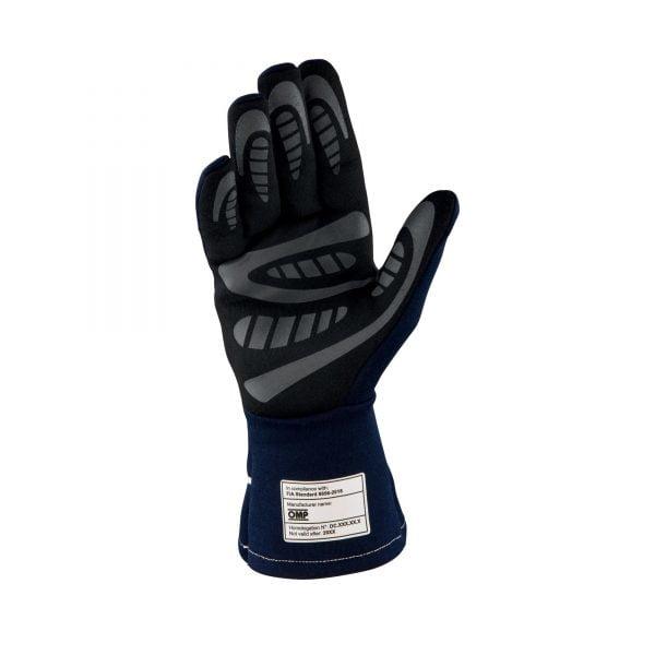 OMP First-S Glove Navy Blue back