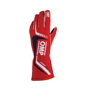 OMP First Evo Glove Red front